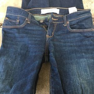 Abercrombie and Fitch Women's Skinny Jeans Sz 4R